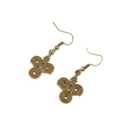 1 Pair Earring Jewellery Making Charms Antique Bronze Findings Hooks Supplies Wholesale Supply Handmade E9UQ3 Grapes
