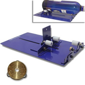 KENT Long Bottle Cutter Machine For Wine Bottles With Extra Cutting Head