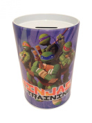 The tin box company in Training - Teenage Mutant Ninja Turtle - Saving (Coin or Money) Bank for Kids