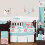 Emma 9 Piece Baby Crib Bedding Set by Sweet Jojo Designs