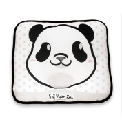 Giant Panda Natural Cotton Baby Head Support Pillow