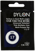 DYLON multi (dye for clothing and textile) 5.8g col.17 Navy