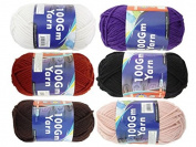 YARN 100GM XL 6AS, Case of 96