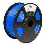 WYZworks PLA 1.75mm [ BLUE ] Premium Thermoplastic Polylactic Acid 3D Printer Filament - Dimensional Accuracy +/- 0.05mm 1kg / 2.2lb + [ Multiple Colour Options Available ]