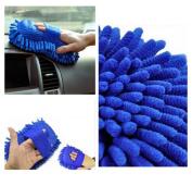 Ultrafine Fibre Chenille Sponge Anthozoan Car Wash Sponge Wash Supplies