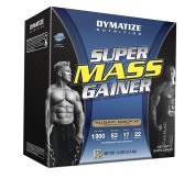 Dymatize 5400 g Sugar Cookie Super Mass Gainer Supplements