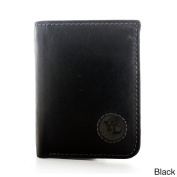 YL Men's Leather Trifold Wallet