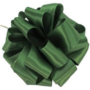 Offray Double Face Satin Craft Ribbon 2.2cm Wide by 20-Yard Spool Leaf