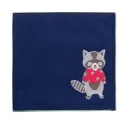Elegant Baby Racoon Blanket Soft Cotton 80cm x 100cm