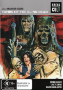 TOMBS OF THE BLIND DEAD [CINEMA CULT] [DVD_Movies] [Region 4]