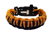 Paracord Survival Bracelet - US Military Appreciation Edition - Available in Fire Starter, Quick Deploy and Adjustable Buckles - Survival Gear With Military Colours