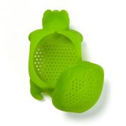 GAMAGO EA1636 Tea Turtle Infuser, Green