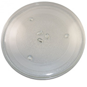 HQRP 12.5-inch Glass Turntable Tray for for for for for for for for for for for Samsung MW1230 MW1230WA MW1245 MW1245BA MW1245BB MW1245WB MW1255 MW1255BA MW1255SA Microwave Oven Cooking Plate 318mm + HQRP Coaster