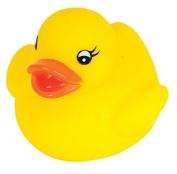 Mini Yellow Rubber Bath Ducks for Child 20pcs/set