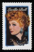 Lucille Ball Single 34 Cent U.S. Postage Stamp Scott 3523