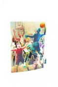 Santoro 3D Swing Greeting Card, Basketball