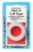 COLLINS HEM AND CUFF DOUBLE FACE TAPE #C26
