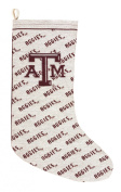 50cm NCAA Texas A & M University Tapestry Christmas Stocking
