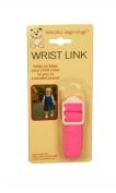 Pink Adjustable Wrist Link Safety Rein Restraint Toddler Walking Various Colours 81cm