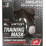 Elevation Training Mask 2.0 - (Small 45-70kg) - High Altitude Simulation