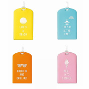 Go Travel Clo Case ID Tag Assorted