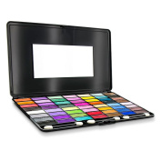 Laptop Style 56 Colours EyeShadow Palette 8056, -