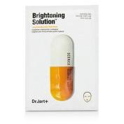 Brightening Solution Ultra-Fine Microfiber Sheet Mask, 30g30ml
