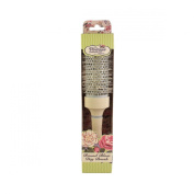 The Vintage Cosmetic Company Soft Cream Round Blow Dry Hair Brush