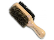 Magic Collection Hard & Soft Double Club Brush with Natural Boar Bristle # 7714