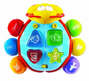 Small World Toys Neurosmith - Brainy Buggy B/O