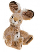 Charlie Bears~ Jointed Rabbit ~ ROSCOE ~ Soft Toy/Plush/Collectible ~ 45cm