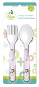 BoyzToys Disney Princess Baby Cutlery Set