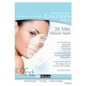 BioMiracle Anti-ageing Moisturising Collagen Face Masks