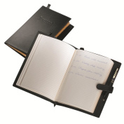 Royce Leather Handcrafted Harness Cowhide Journal