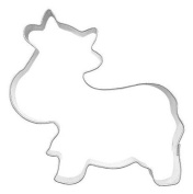 Cow Cookie Cutter, Large, 6.5 CM