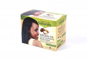 Argan Oil No-Lye Afro Hair Relaxer (1 strength for fine to coarse hair) by Ayaan Naturals