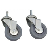MOPEDIA-Rubber Wheel Walker-Pair