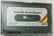Audio Cassette Head Cleaner