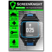 ScreenKnight® Garmin Forerunner 920XT Front Screen Protector invisible shield