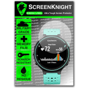 ScreenKnight® Garmin Forerunner 235 Front Screen Protector invisible shield