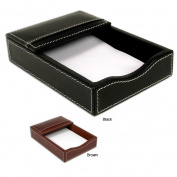 Dacasso 3200 Series 10cm x 15cm Leather Memo Holder
