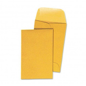 Universal Kraft Coin Envelope- #1- Light Brown-