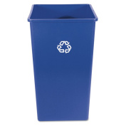 Rubbermaid Commercial Blue 189.3lRecycling Container
