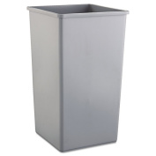 Rubbermaid Commercial Grey 189.3lUntouchable Waste Container