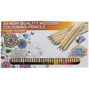 Art Therapy Colouring Pencils