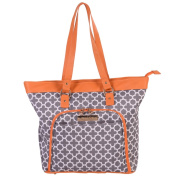 Jenni Chan Aria Broadway 46cm Laptop and Tablet Tote Bag