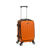 Rockland 43cm Laptop Spinner Carry-on Business Suitcase