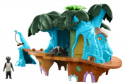 Tomy Zootropolis Danger in the Rainforest District Playset