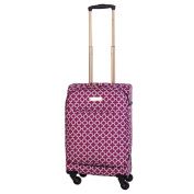Jenni Chan Aria Broadway 50cm Carry On Upright Spinner Suitcase