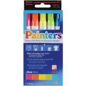 Elmer's Painters (R) Opaque Paint Markers Medium Point 5/PkNeon Colours